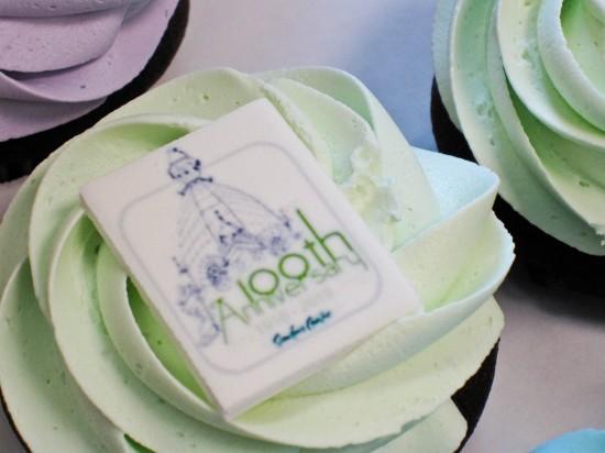 Sinclair anniversary edition cupcake