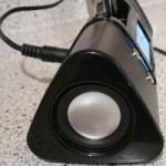 The Very Portable iHome iPod Dock