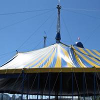 Cirque du Soleil grand chapiteau