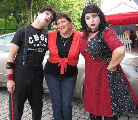 Die Roten Punkte and me