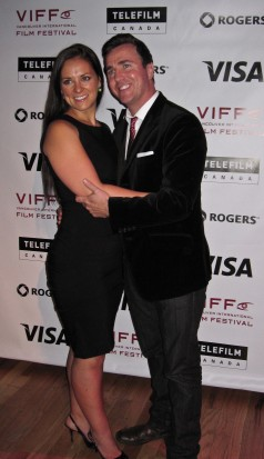 Paul McGillon and wife