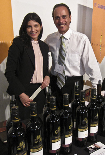 Wines of Chile vendors