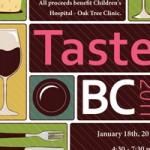 Taste BC 2011 Event Contest