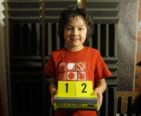 Photo of participant Dexter