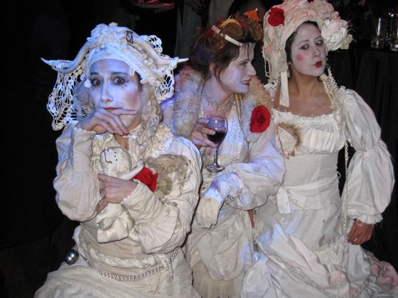 Dusty Flowerpot Cabaret Dancers