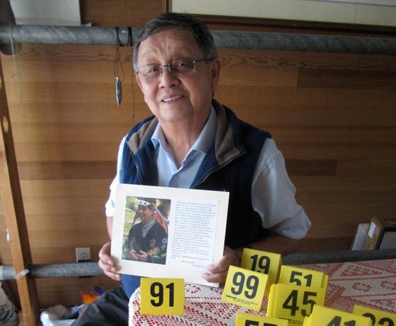 Photo of participant Larry