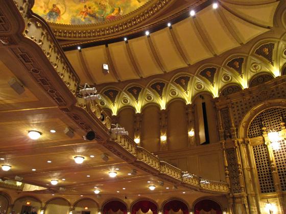 Orpheum Theatre interior