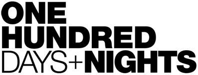 100 Days Nights logo