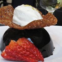 Bistro 101 dessert