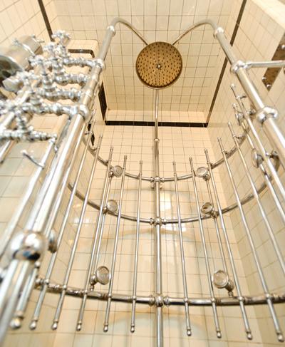 Hycroft shower