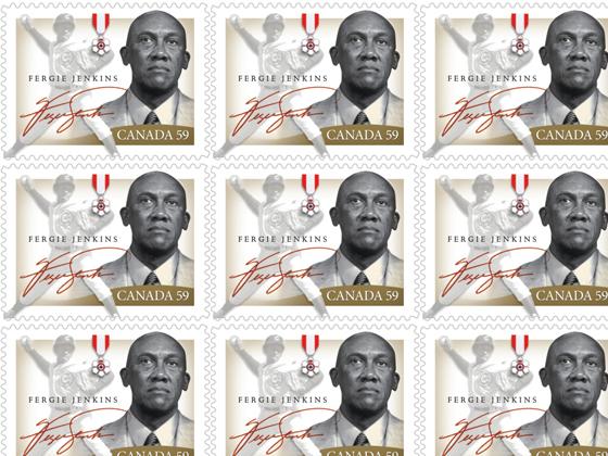Jenkins Stamps sheet