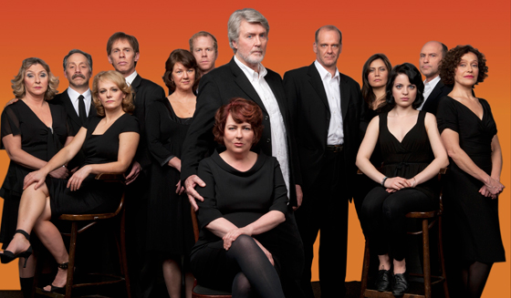 August: Osage County cast photo