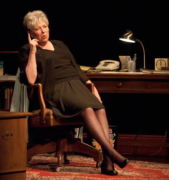 Nora McLellan in August: Osage County