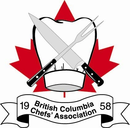 B.C. Chef Association Logo