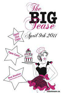 Big Tease poster