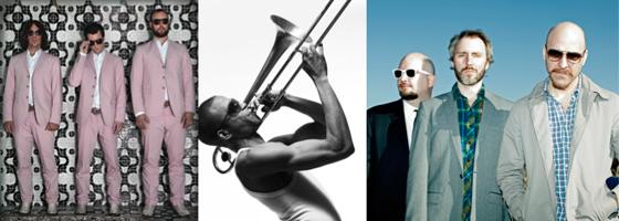 Jazz Festival artists