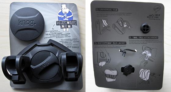 Knog packaging
