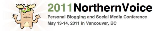 Northern Voice banner