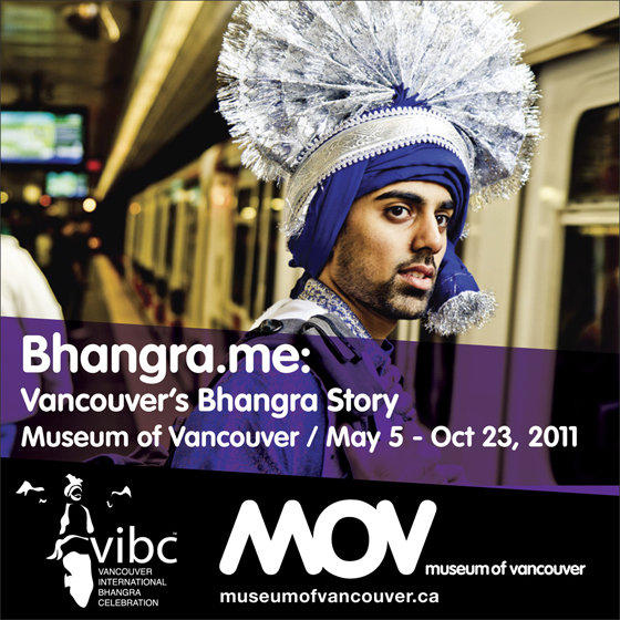 Bhangra.me event poster