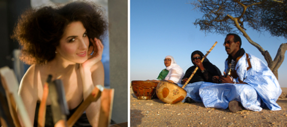 Laila Biali and Group Doueh