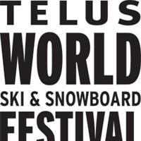 Telus World Ski & Snowboard Festival logo