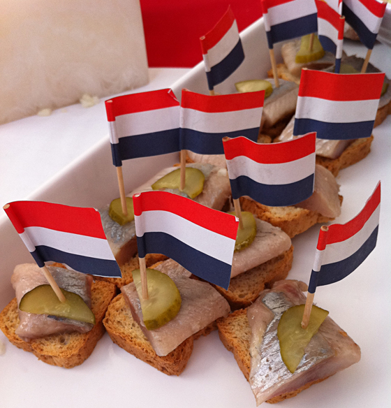 Dutch haring
