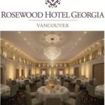 Rosewood Hotel Georgia Contest