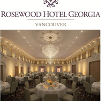 Rosewood Hotel Georgia, Vancouver
