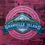 Granville Island Brewery Raspberry Ale