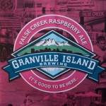 Granville Island Brewery Raspberry Ale