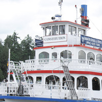 Harbour cruise, Vancouver