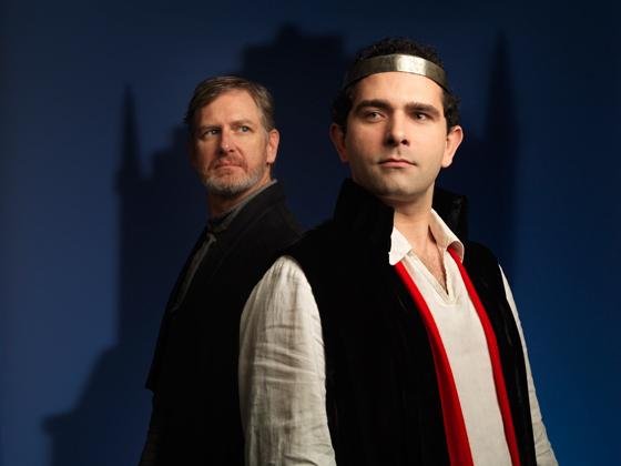 Duke of York and Henry VI photo