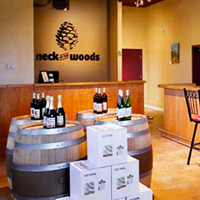 Neck of the Woods Winery