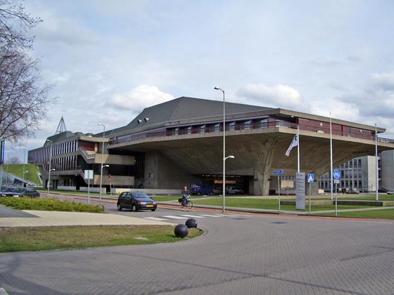 TU Delft university campus