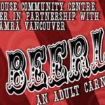 Beerlesque! Roundhouse Fundraiser