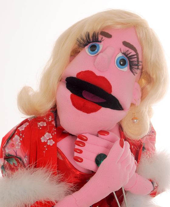 Brenda the puppet