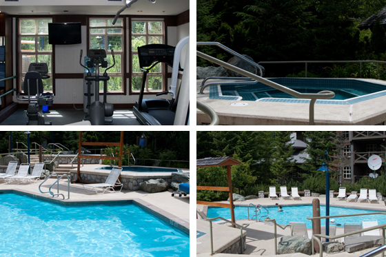 pool and gym images