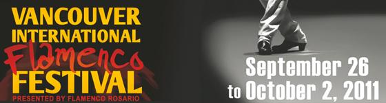 Flamenco Fest banner