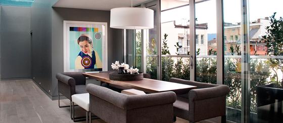 Keefer Suites interior