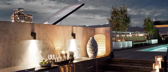 Keefer Suites penthouse