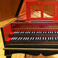 Harpsichord, UBC