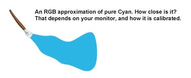 Cyan example