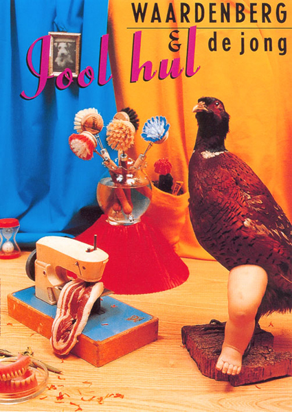 Dutch independent theatre poster