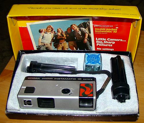 Instamatic in box