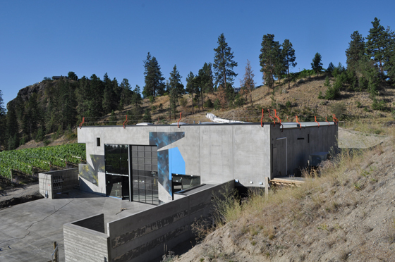 Okanagan Crush Pad building