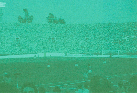 1970's sporting event