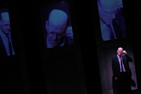 Norman Wheeler as Robert McNamara