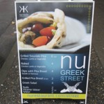 Nu Greek Opens on Robson