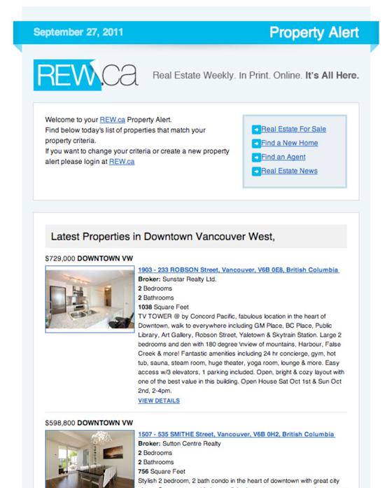 rew.ca property alert