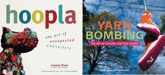Leanne Prain book covers